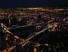 NYbu Pohled z World Trade Center