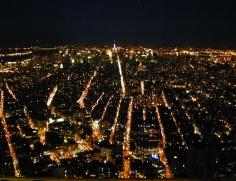 NYbv Pohled z World Trade Center