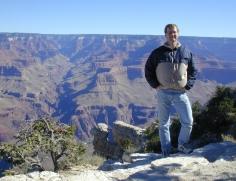 23 Tapir nad Grand Canyonem