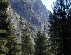 Meadows in Kings canyon 2