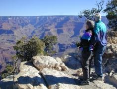 22 Kuzlata v Grand Canyonu
