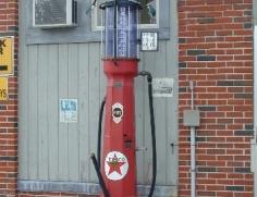 MV Old Gas Pump