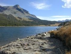 95 Yosemite Jezero v Tiazskem prusmyku