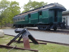 MV Carriage at M Haven
