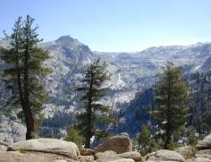 Sierra Nevada Morning 2