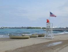 BCcs Michigan Lake beach