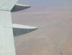 Above Grand Canyon 1