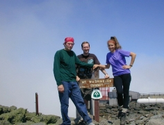 25. Mt Washington dobyt
