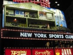 NYak Time Square