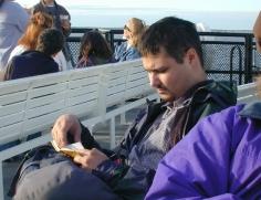 MV Martin on Ferry 1