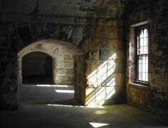 V pevnosti