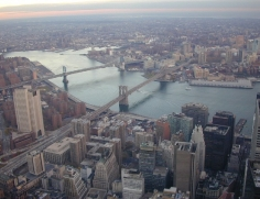 NYbt Pohled z World Trade Center
