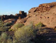 15 Sunset Volcano Pueblo