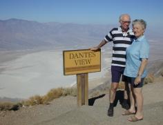 147 Death Valley Dante view