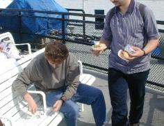 MV Tom and Martin on Ferry 1