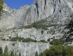 101 Yosemite Vyschly vodopad