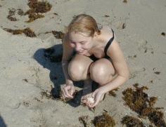 FLbb Verka na plazi ve Ft lauderdale