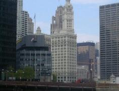 BCaf Chicago River